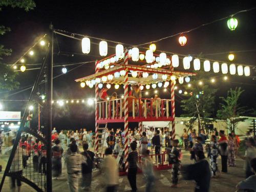2019洞爺湖温泉夏祭り