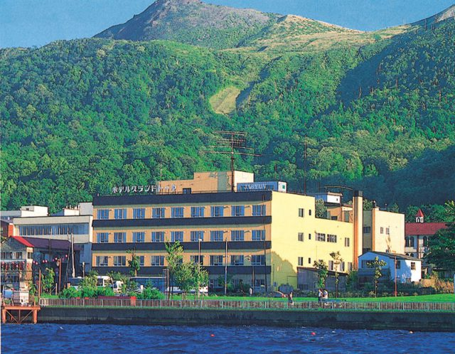 ホテル 洞爺 湖 温泉