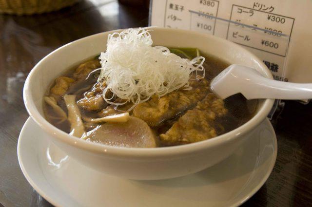 Ramen (Scallop noodle)<br />
