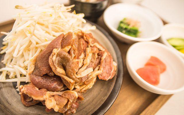 Lamb barbecue platter<br />